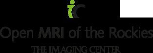 Open MRI of the Rockies logo